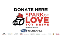 Spark of Love Toy Drive 2019