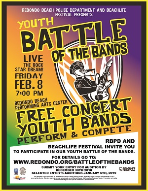 Battle of the Bands Poster