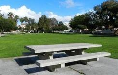 Andrews Park Bench